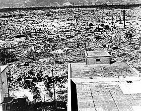 Hiroshima i ruiner