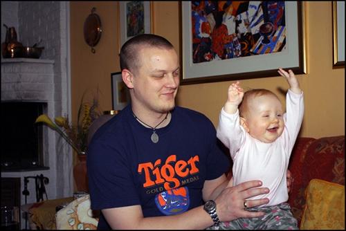 Erik og Maya