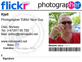 Flickr Photographer