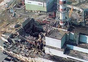 Reaktor 4, Tsjernobyl etter brannen